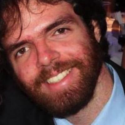 professor Alyson Matheus - foto perfil pessoal Facebook
