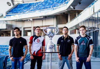 Semifinal Liga RN presencial na UnP – Universidade Potiguar