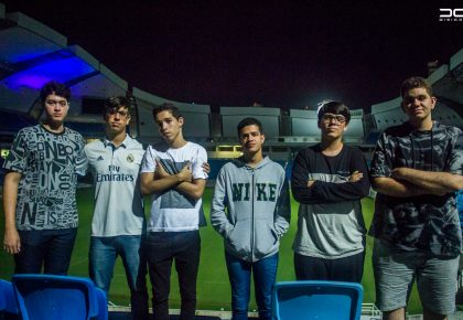 Resilience e-Sports campeão do split 1