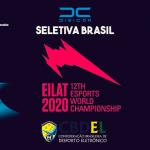 SELETIVA BRASILEIRA 12º IESF Esports World Championship